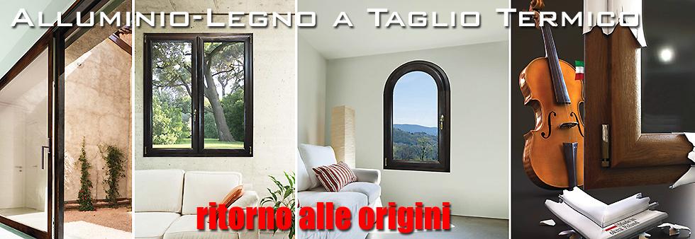 Listino prezzi finestre in alluminio legno for Finestre in alluminio taglio termico prezzi