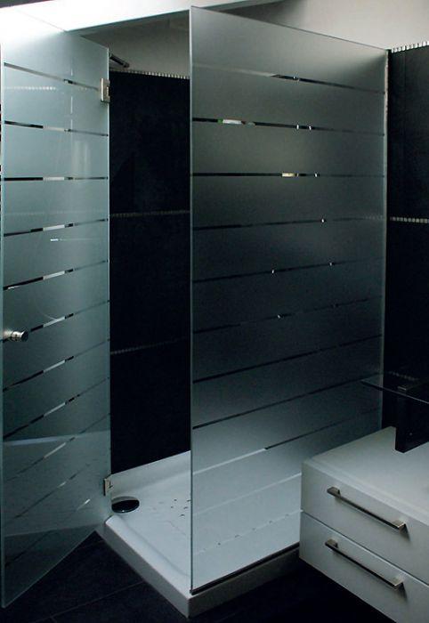 Preventivo anta fissa tutto vetro per box doccia bologna - Vetri per doccia ...