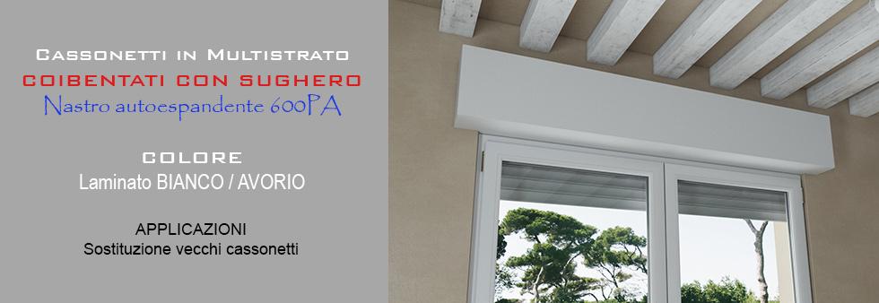 Listino prezzi cassonetti per finestre - Finestre pvc con tapparelle ...