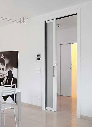 Preventivo controtelaio unico luce per porte scorrevoli parete intonaco bologna - Porta per cartongesso ...