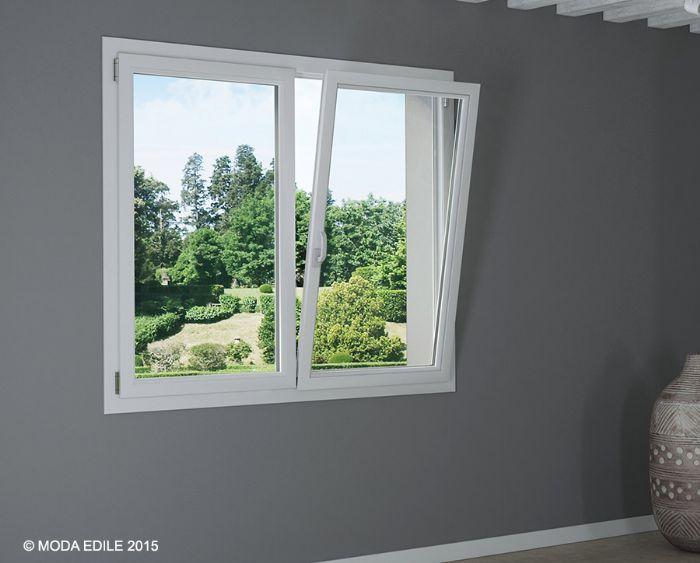 Larghezza massima anta finestra terminali antivento per stufe a pellet - Finestre schuco pvc ...