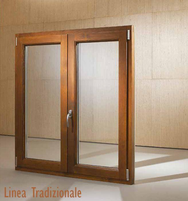 Finestra scorrevole traslante in legno alluminio bologna for Finestra scorrevole 3 ante