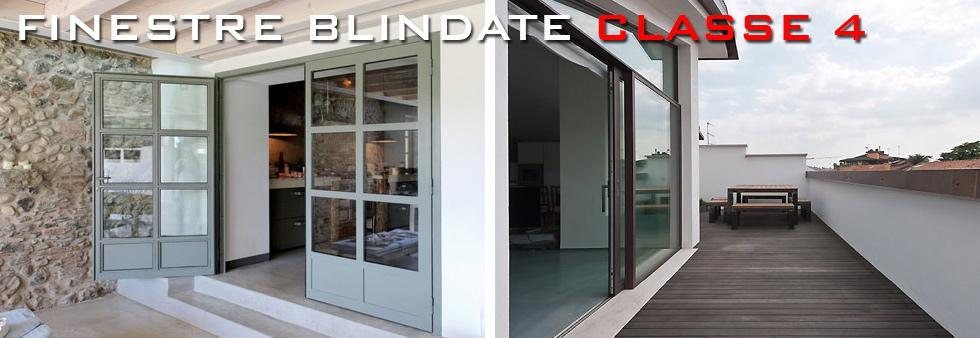Prezzi finestre blindate pannelli termoisolanti - Porte scorrevoli blindate ...