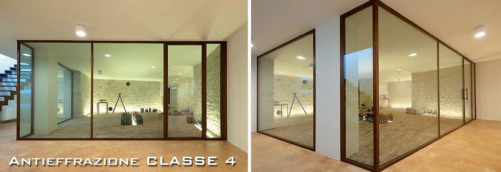 Porta scorrevole blindata porte cantina with porta scorrevole blindata finest panic room u - Porte e finestre blindate ...