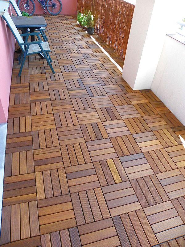 Preventivo pavimento in legno essenza frassino per esterni - Legno per terrazzo ...