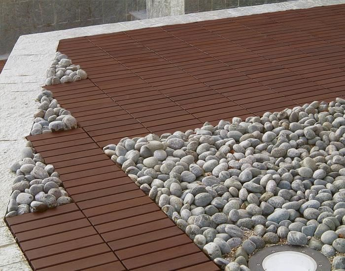 Preventivo pavimento in legno essenza frassino per esterni bologna