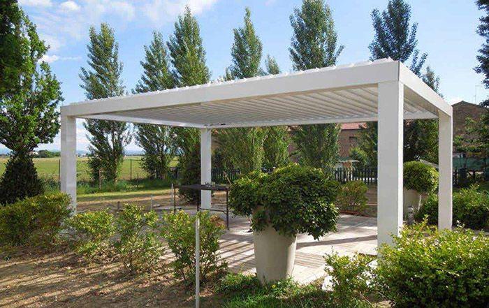 Pergolati Da Giardino In Alluminio : Pergole per giardino good click to enlarge image with pergole per