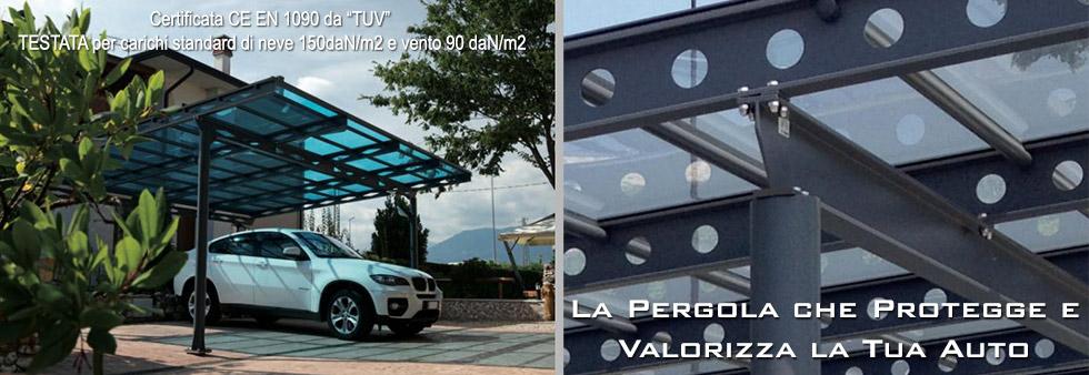 Listino prezzi pergole alluminio policarbonato for La pergola prezzi