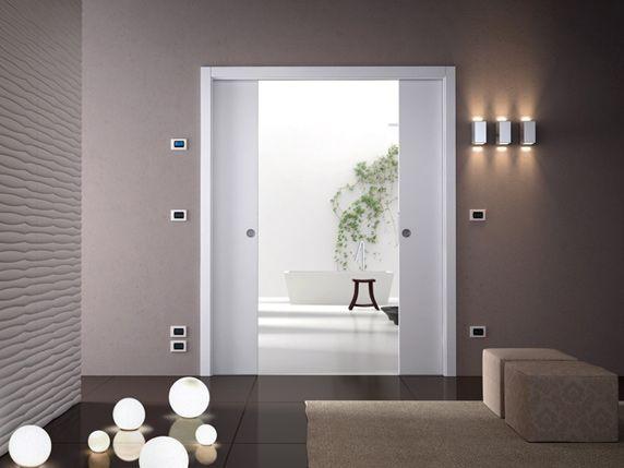 Preventivo controtelaio unico luce per porte scorrevoli (parete ...