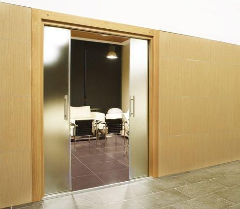 Preventivo controtelaio unico per porte scorrevoli parete in cartongesso bologna - Parete attrezzata con porta scorrevole ...