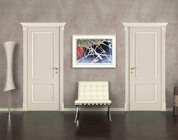 Porte classiche con capitello - Tipi di porte interne ...