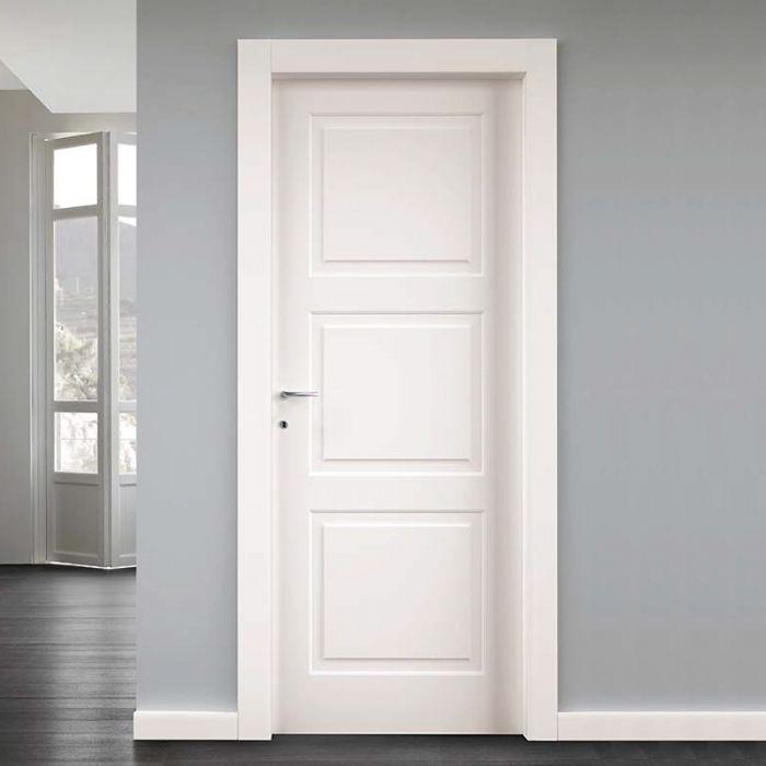 Porte in legno prezzi design casa creativa e mobili for Immagini porte interne