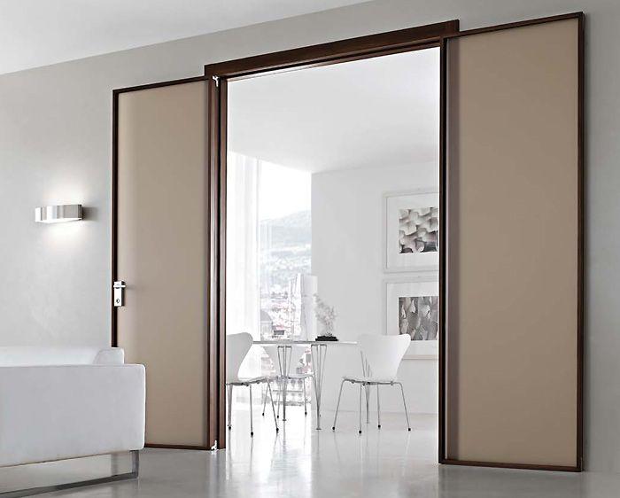 Porta interna in metallo e vetro apertura a battente bologna - Cerniere per ante cucina 180 gradi ...
