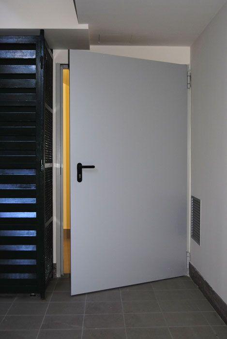 Porta tagliafuoco rei 60 1 anta con misure standard bologna - Misura porta standard ...