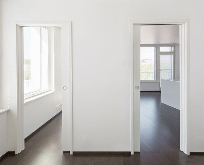 Preventivo controtelaio unilaterale per 2 porte scorrevoli - Controtelaio per porta scorrevole prezzo ...