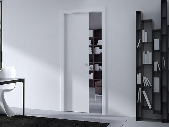 Preventivo controtelaio unico per porte scorrevoli parete in cartongesso bologna - Parete in cartongesso con porta ...