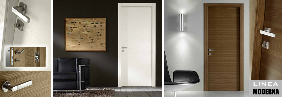 Listino prezzi porte interne moderne in legno - Porte da interno bianche ...