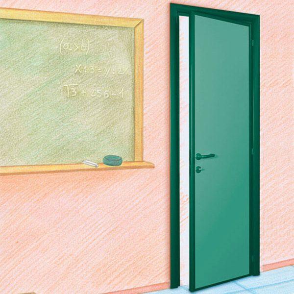 Preventivo porte interne in pvc e laminato per scuole e - Porte interne in pvc prezzi ...