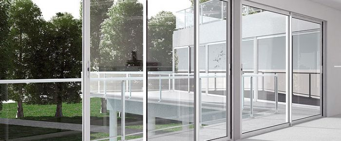 Preventivo finestra in alluminio taglio termico 2 ante for Preventivo infissi in alluminio