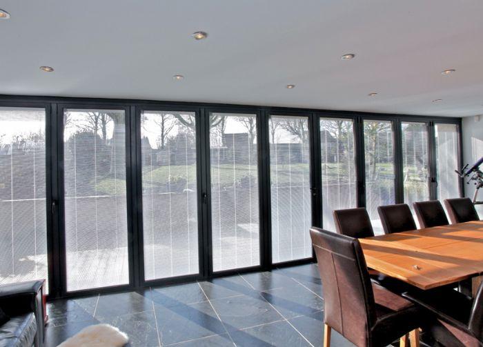 Veneziana interno vetro orientabile comando manuale for Veneziane interno vetro pellini
