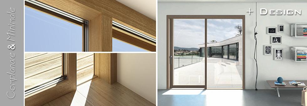 Listino prezzi finestre legno complanare minimale - Finestre legno prezzi ...