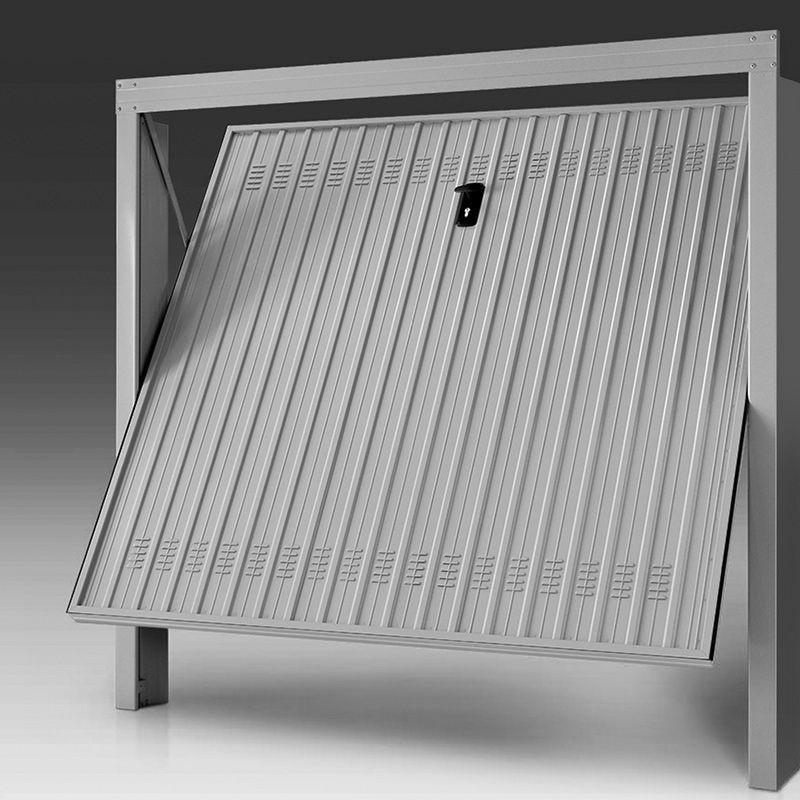 Preventivo porta basculante standard per garage bologna for Prezzi del garage della carrozza