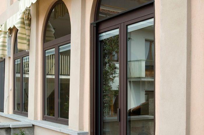 Preventivo finestra in alluminio taglio termico 2 ante bologna for Preventivo infissi in alluminio