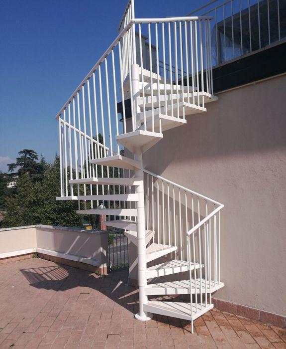 Scale in ferro per esterno ho59 regardsdefemmes - Scale da esterno in muratura ...