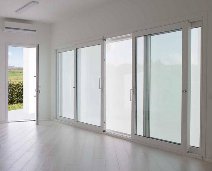 Preventivo tenda tecnica a rullo sistema zip linea - Ikea zanzariere per finestre ...