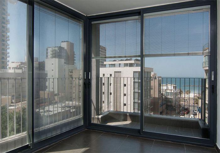 Veneziana interno vetro a lamelle orientabili comando for Veneziane interno vetro pellini
