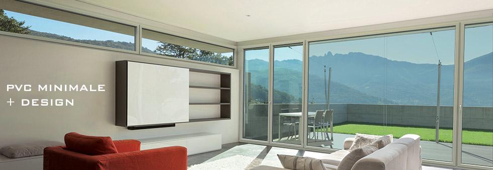 Listino prezzi finestre pvc alluminio minimale for Finestre pvc gia pronte