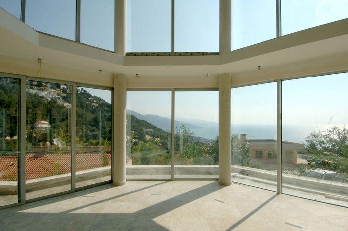 Preventivo finestra in alluminio fissa taglio termico bologna for Preventivo finestre alluminio