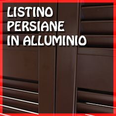Preventivo Persiana in Alluminio 2 ante