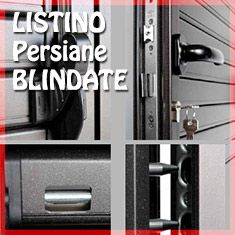 Preventivo Persiana BLINDATA in Alluminio 1 anta