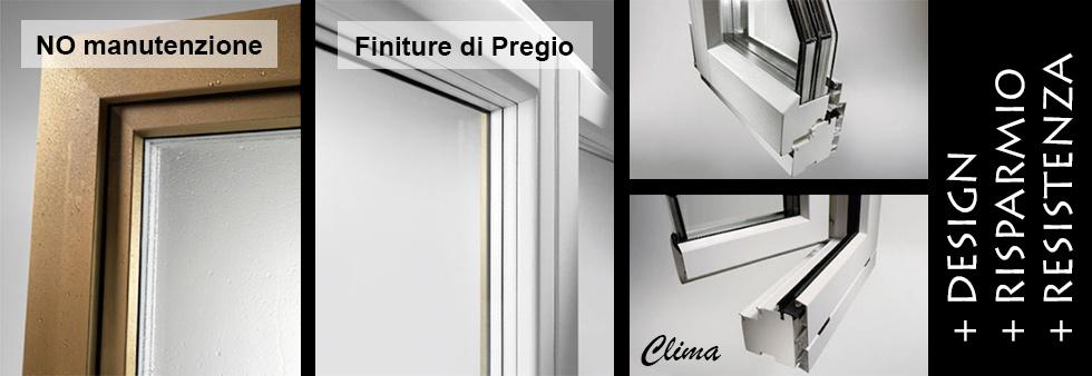 Listino prezzi finestre in legno alluminio for Prezzi serramenti legno alluminio