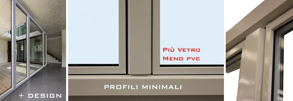 Listino prezzi finestre pvc alluminio minimale - Finestre alluminio prezzi ...