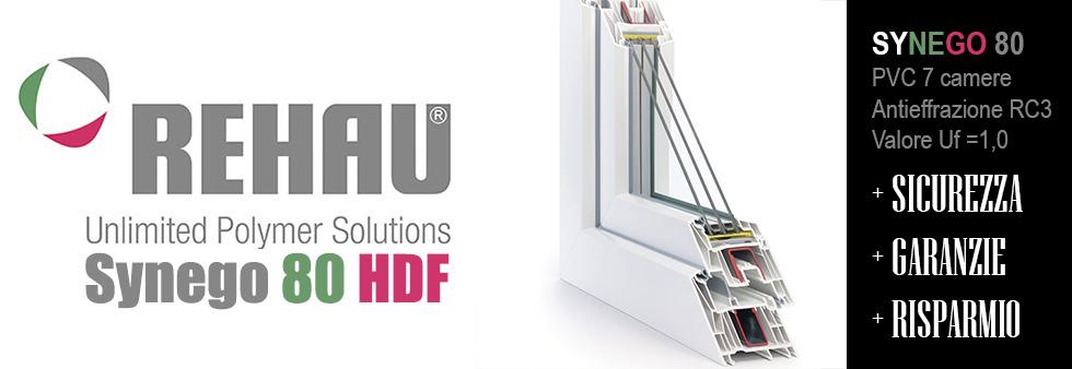 Listino prezzi finestre pvc rehau italia for Prezzi finestre pvc