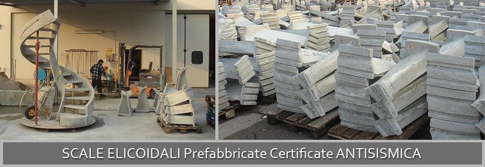 Scale elicoidali prefabbricate for Rintal scale prezzi
