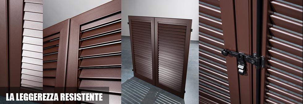 Listino prezzi persiane in alluminio for Costo finestre pvc mq