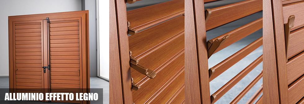 Listino prezzi persiane in alluminio for Costo infissi legno alluminio