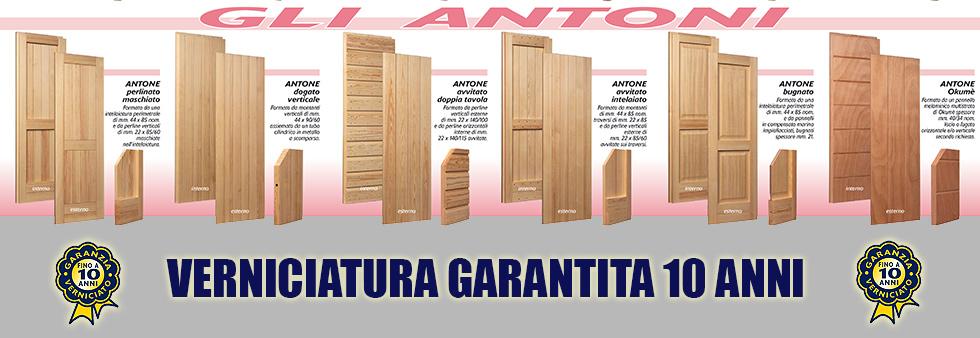 Listino prezzi scuri in legno for Scuri in legno prezzi