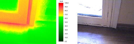 Post vendita manutenzione posa in opera porte finestre parapetti inox vetro scale - Condensa su finestre in alluminio ...