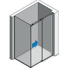 Listino prezzi box doccia tutto vetro su misura - Box doccia su misura milano ...