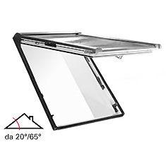 Finestra da tetto con apertura a compasso bologna for Finestre doppio vetro prezzi