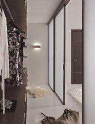 Porta interna in metallo e vetro apertura scorrevole - Apertura porta in muro portante ...