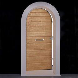 Porta blindata 1 anta ad arco classe 4 bologna - Porte con arco ...