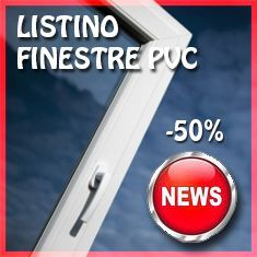 Preventivo Finestra PVC 1 Anta di qualità superiore