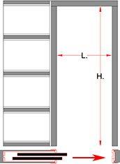 Preventivo controtelaio coibentato per 2 infissi - Controtelaio finestra prezzo ...