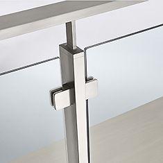Listino prezzi parapetti e ringhiere - Scale in vetro e acciaio prezzi ...