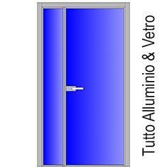 Porte A Due Ante Battenti Prezzi.Listino Prezzi Porte Interne Vetro E Alluminio